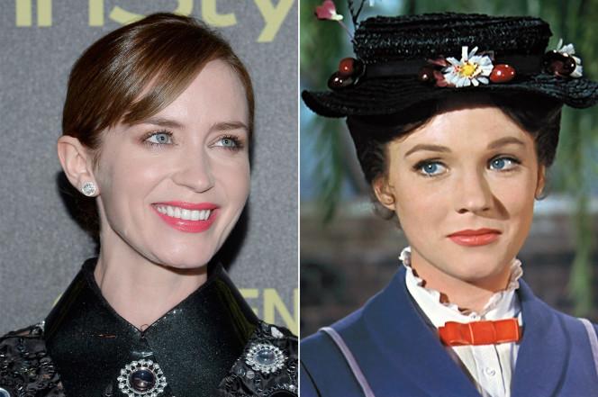 Mary Poppins 54 yıl sonra dönüyor