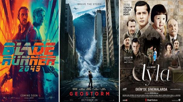Ekim ayında vizyona girecek Warner Bros filmleri ilgi uyandırıyor
