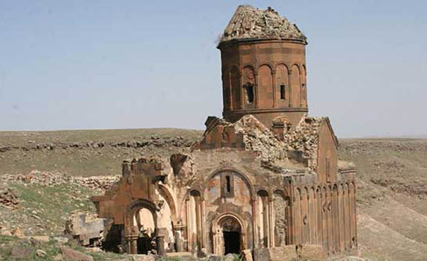 1001 Kilise Kenti Ani Harabeleri