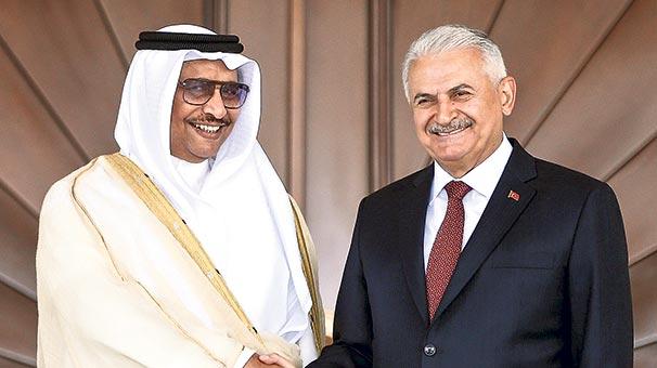 Türkiye ile Kuveyt 6 anlaşma imzaladı