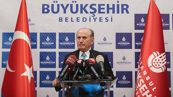 Son dakika... İBB Başkanı Kadir Topbaş belediye başkanlığından istifa etti