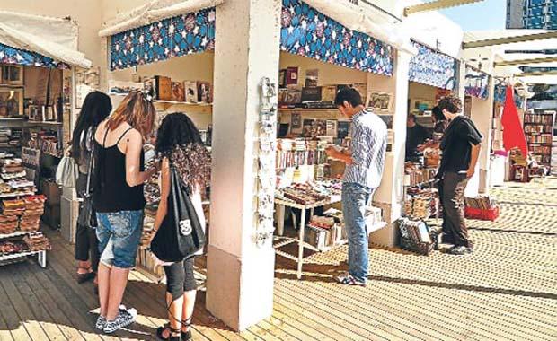 Kitapseverler 11. Beyoğlu Sahaf Festivali'nde buluşuyor