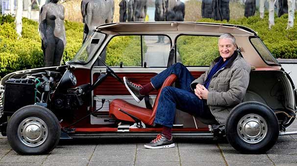 Dyson elektrikli otomobil üretecek