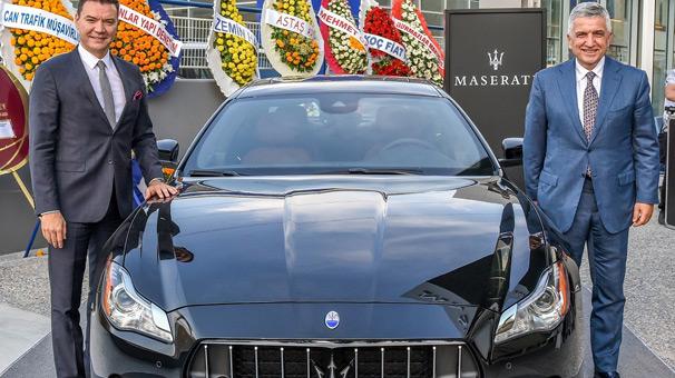 Maserati, Türkiye genelindeki 3. showroom'unu hizmete açtı