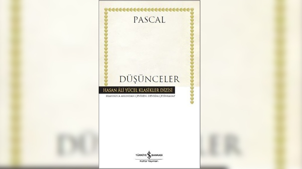 Pascal'ın Düşünceleri Türkçede