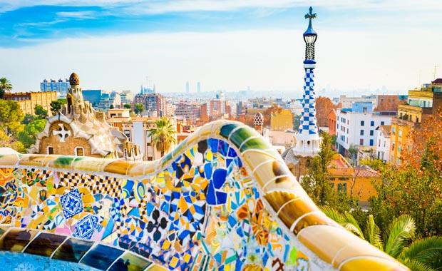 Akdeniz'in en zengin bölgesi Katalonya