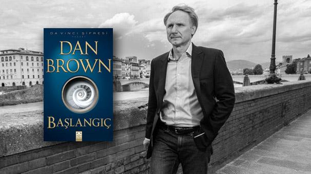 Dan Brown'ın yeni romanı 'Başlangıç' yarın raflarda!