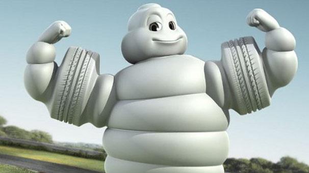 Michelin Frankfurt'ta yeni teknolojilerini tanıttı