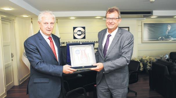 'İzmir'in en büyük partneri Almanya'