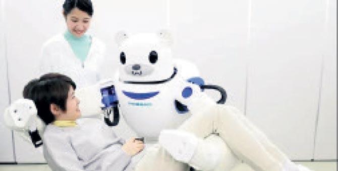 Japonya'nın  robotik işgücü