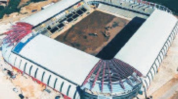 Tire Stadı'nda sona gelindi