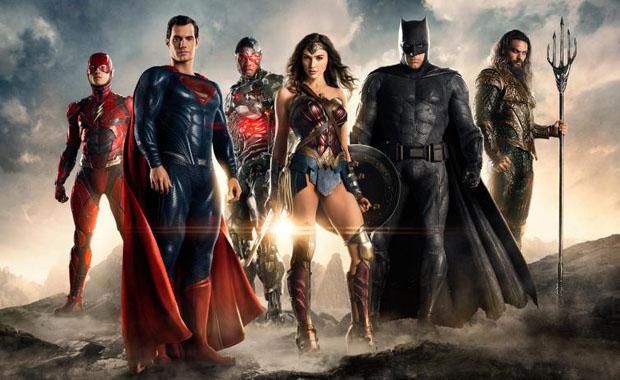 Justice League3 fragmanı yayınlandı...