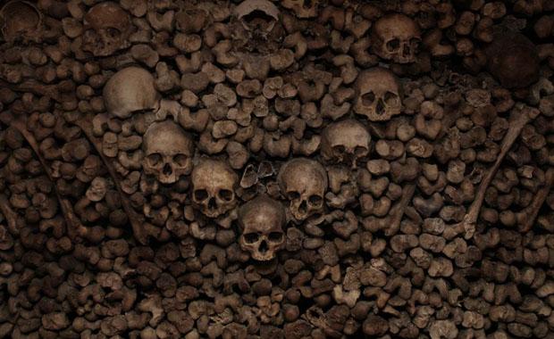 Milyonlarca kafatasının sergilendiği müze: Catacombe