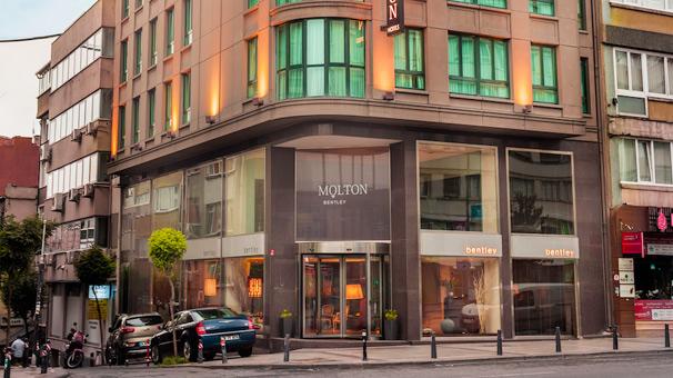 Bentley by Molton Hotels, Türkiye'nin en iyi tasarım oteli seçildi