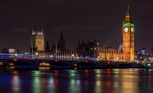 Londra'nın kültürel ikonu Big Ben