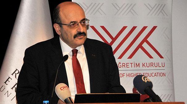 Son dakika...YÖK Başkanı Saraç, yeni üniversiteye giriş sistemini açıkladı