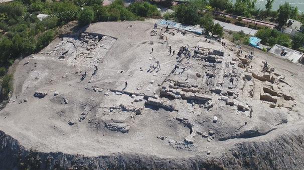Antik kent Misis gün yüzüne çıkarılıyor