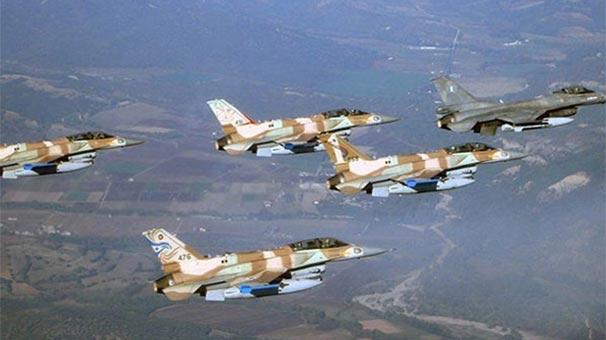 Lübnan: İsrail savaş uçakları hava sahamızı ihlal etti 26