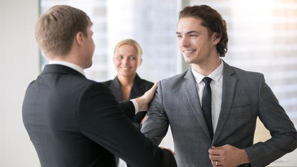 Patronla nasıl konuşulur?