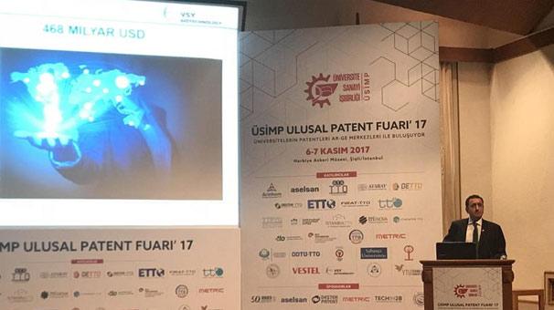 """""""Patent başvuruları hızla artıyor"""""""