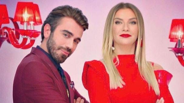 Kemal Doğulu ve İvana Sert'ten yeni moda yarışması