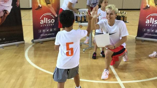 Piri Reis Okulları'nda basketbol eğitimi başlıyor
