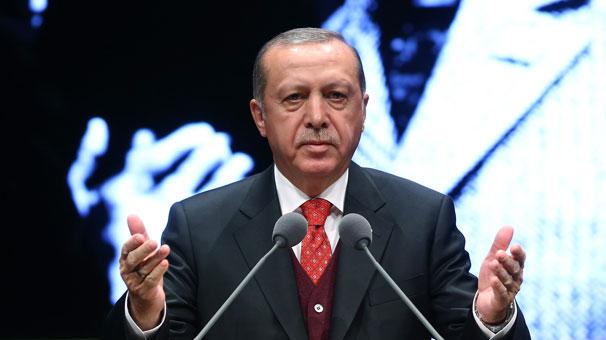 Son dakika: Erdoğan'dan flaş sözler! Atatürk'e 'Atatürk' dedik diye...