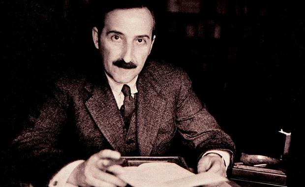 Stefan Zweig anılacak