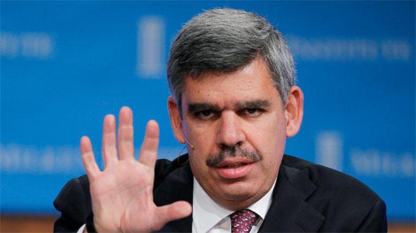 Fed'in Başkan Yardımcısı Muhammed El-Erian olabilir
