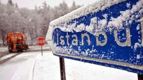 İstanbul'a ilk kar ne zaman düşer?