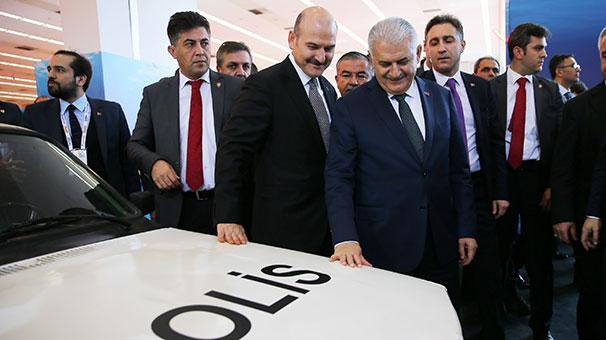 Bakan Soylu'dan 'maket polis aracı' açıklaması!