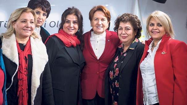 Akşener: İYİ Parti  bir kadın hareketidir