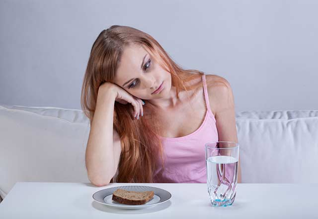 Ergenlikte sık rastlanan anoreksiya nevroza ve bulimia nevroza