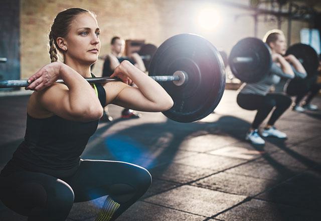 Egzersizle sağlıklı bir şekilde kilo almanın yolları
