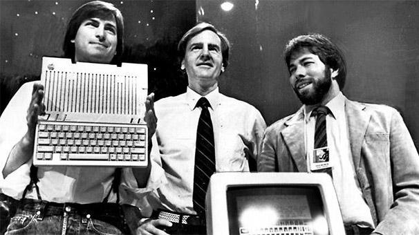 Apple'ın hiç bilinmeyen talihsiz ortağı Ronald Wayne
