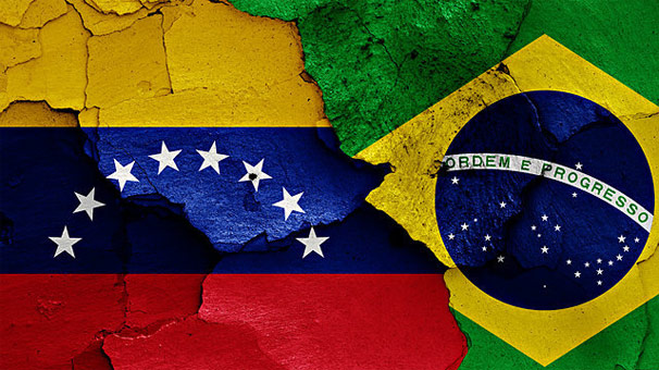 Brezilyadan Venezüellaya diplomatik misilleme 82