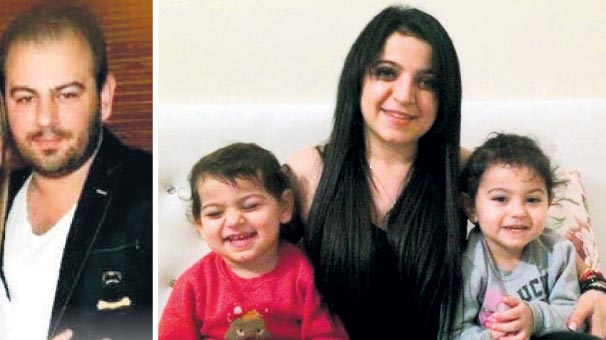 2 kızını öldürüp intihar etti