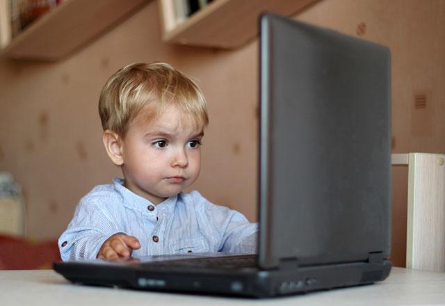 Çocuklara 9 canlı bilgisayar