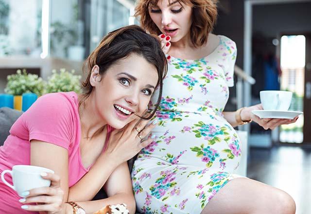 Hamilelere sıkça sorulan sinir bozucu sorular