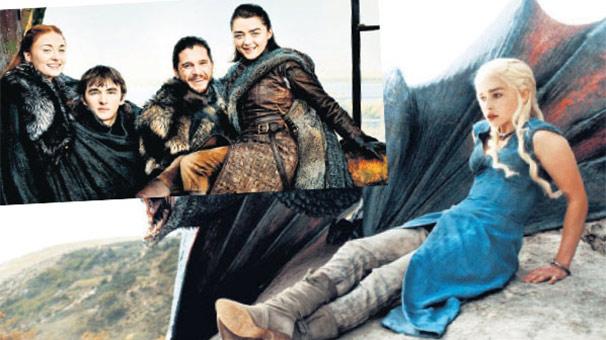 'Game of Thrones'un yıldızı açıkladı: Beklediğinize değecek