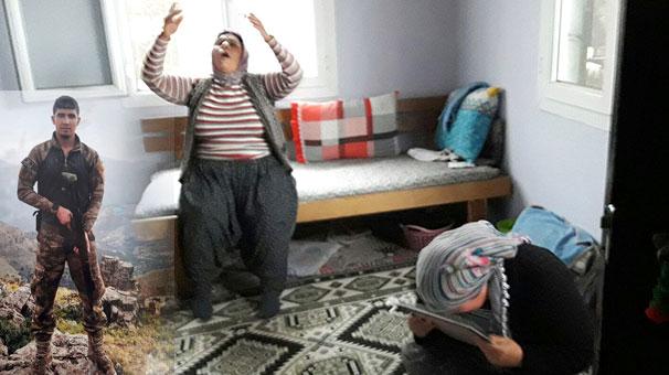 Son dakika... Teröristler Kuzey Irak'tan füzeyle saldırdı: 1 asker şehit, 3 asker yaralı