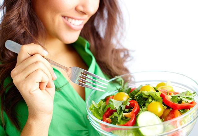 Aç kalmadan kilo vermenin yolları