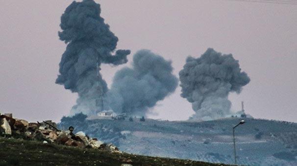 Son dakika: Afrin'e kara harekatı başladı! Teröristler köy ve kasabalara çekiliyor