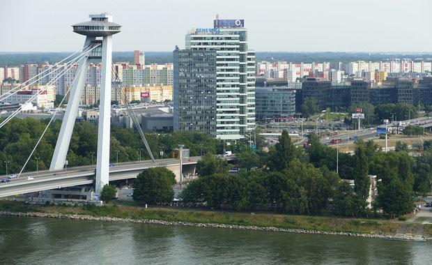 Bratislava Slovakyanın başkenti