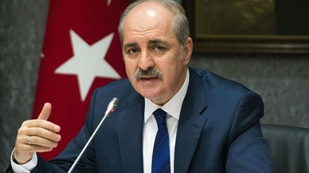 Kurtulmuş: İslam ümmetinin ümidi olan Türkiye'nin güçlü olmasını istemiyorlar