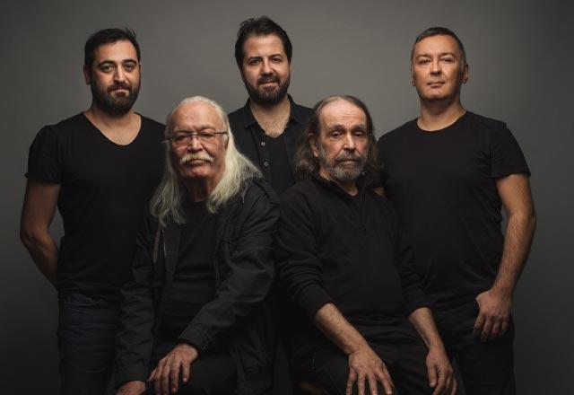 Moğollar'dan 50. yıl konseri