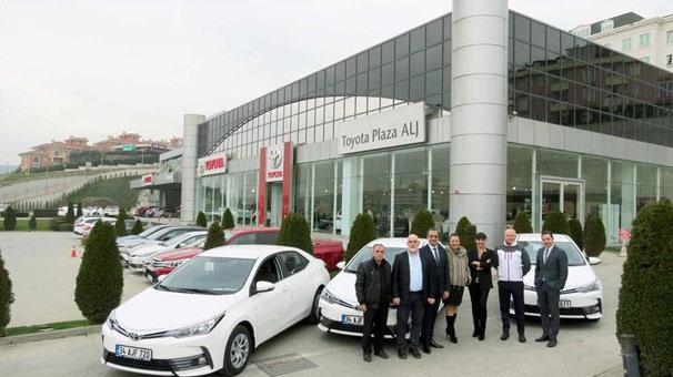 Toyota Corolla, ING Bank'ın da tercihi oldu