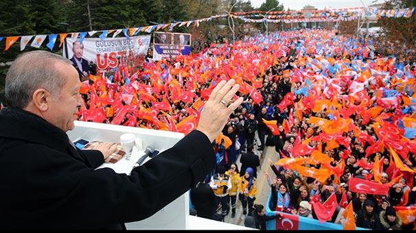 Cumhurbaşkanı Erdoğan: Az önce komutanla konuştum...