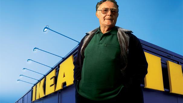 Ikea'nın hayatını kaybeden kurucusu Ingvar Kamprad'ın hikayesi