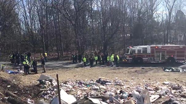 ABDde Cumhuriyetçi vekilleri taşıyan tren kaza yaptı 26